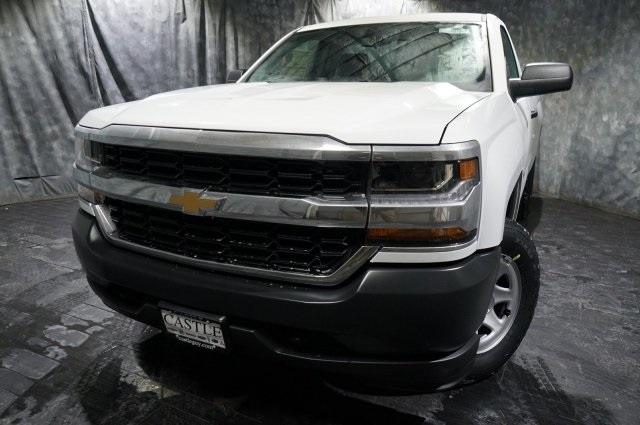 2018 Silverado 1500 Regular Cab 4x4,  Pickup #63123 - photo 3