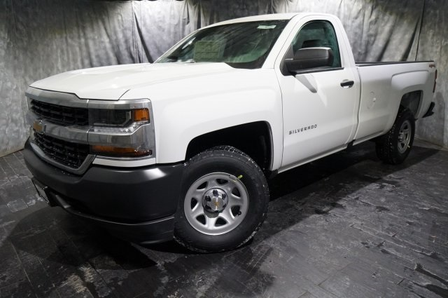 2018 Silverado 1500 Regular Cab 4x4,  Pickup #63123 - photo 4