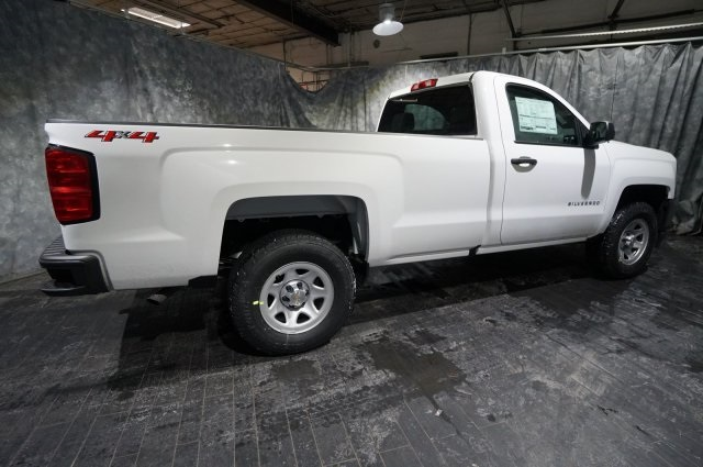 2018 Silverado 1500 Regular Cab 4x4,  Pickup #63123 - photo 8