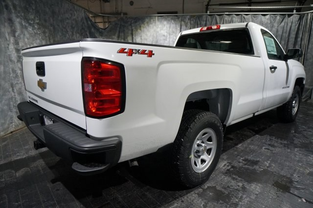 2018 Silverado 1500 Regular Cab 4x4,  Pickup #63123 - photo 2
