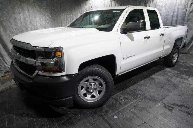 2018 Silverado 1500 Double Cab 4x2,  Pickup #63342 - photo 4