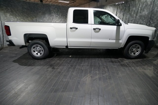 2018 Silverado 1500 Double Cab 4x2,  Pickup #63342 - photo 7