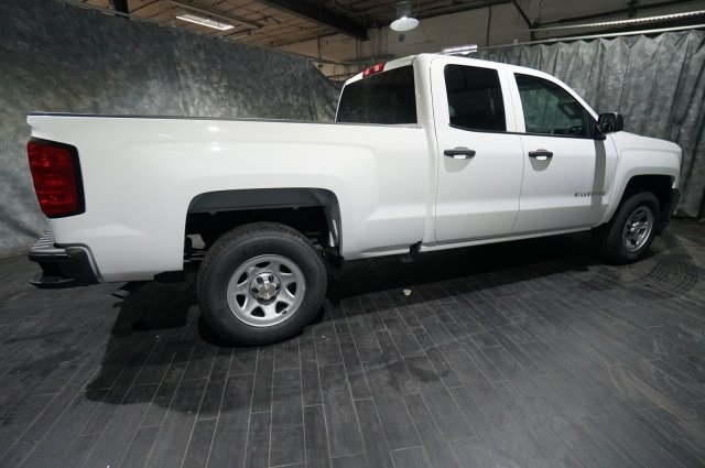 2018 Silverado 1500 Double Cab 4x2,  Pickup #63342 - photo 8
