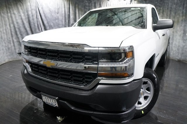 2018 Silverado 1500 Regular Cab 4x2,  Pickup #63345 - photo 3
