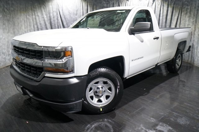 2018 Silverado 1500 Regular Cab 4x2,  Pickup #63345 - photo 4