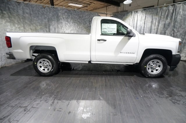 2018 Silverado 1500 Regular Cab 4x2,  Pickup #63345 - photo 7