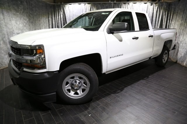 2018 Silverado 1500 Double Cab 4x2,  Pickup #63529 - photo 4