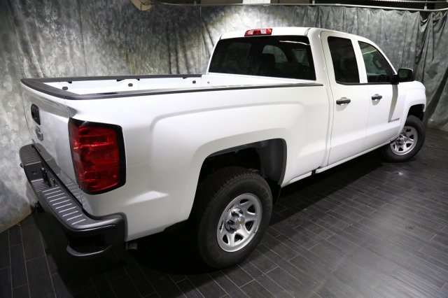 2018 Silverado 1500 Double Cab 4x2,  Pickup #63529 - photo 2