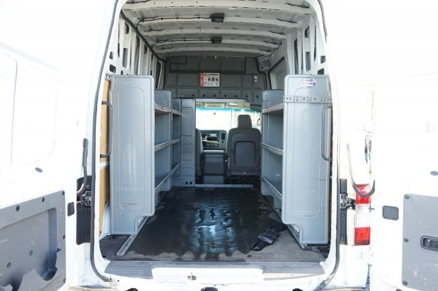 2017 Nissan NV2500 High Roof 4x2, Upfitted Cargo Van #C2581 - photo 1