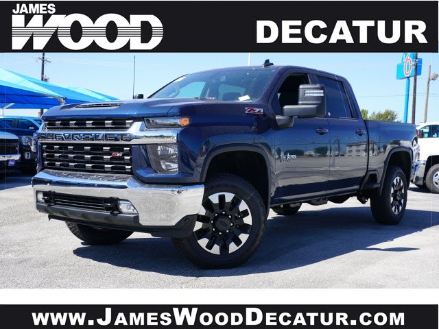 2020 Silverado 2500 Crew Cab 4x4, Pickup #100452 - photo 1