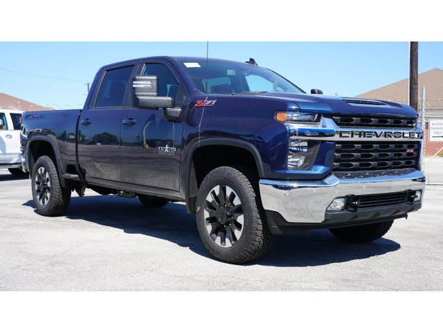 2020 Silverado 2500 Crew Cab 4x4, Pickup #100452 - photo 3