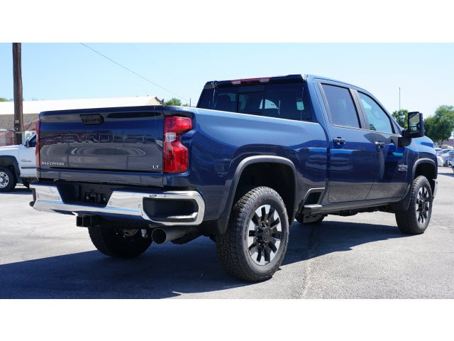 2020 Silverado 2500 Crew Cab 4x4, Pickup #100452 - photo 4