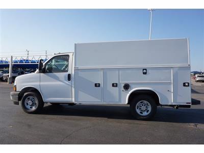 2020 Chevrolet Express 3500 RWD, Knapheide KUV Service Utility Van #101474 - photo 8