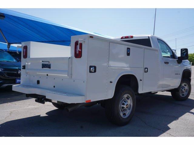 2020 Chevrolet Silverado 2500 Regular Cab RWD, Knapheide Steel Service Body #101745 - photo 3