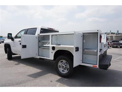 2020 Chevrolet Silverado 2500 Crew Cab 4x4, Knapheide Steel Service Body #101952 - photo 2