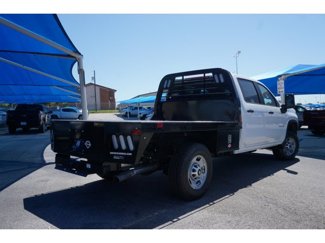 2020 Chevrolet Silverado 2500 Crew Cab 4x4, CM Truck Beds RD Model Platform Body #101955 - photo 2