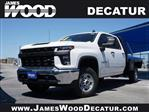 2020 Chevrolet Silverado 2500 Crew Cab 4x4, CM Truck Beds RD Model Platform Body #101955 - photo 1