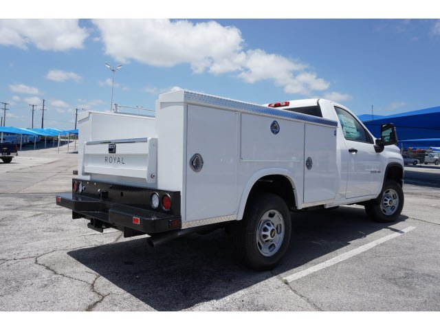 2020 Chevrolet Silverado 2500 Regular Cab 4x4, Royal Service Body #101972 - photo 2