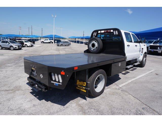 2020 Chevrolet Silverado 5500 Crew Cab DRW RWD, CM Truck Beds RD Model Platform Body #101984 - photo 4
