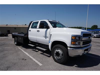 2020 Chevrolet Silverado 5500 Crew Cab DRW RWD, CM Truck Beds RD Model Platform Body #101984 - photo 3