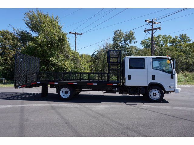 2020 Chevrolet LCF 4500 Crew Cab RWD, Kaffenbarger Truck Equipment Dovetail Landscape #102025 - photo 5
