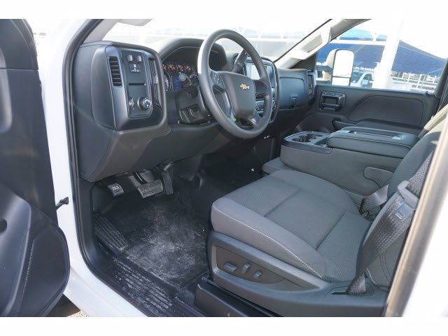 2020 Chevrolet Silverado 4500 Regular Cab DRW RWD, CM Truck Beds SK Model Platform Body #102251 - photo 7