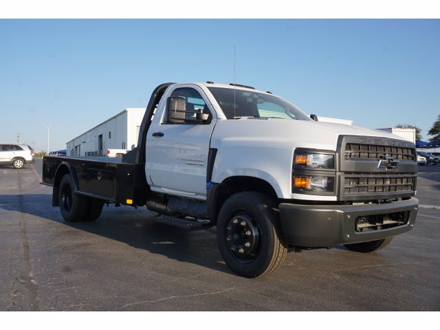 2020 Chevrolet Silverado 4500 Regular Cab DRW RWD, CM Truck Beds SK Model Platform Body #102251 - photo 22