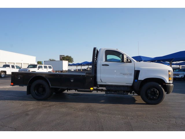 2020 Chevrolet Silverado 4500 Regular Cab DRW RWD, CM Truck Beds SK Model Platform Body #102251 - photo 23
