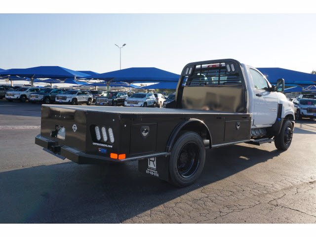 2020 Chevrolet Silverado 4500 Regular Cab DRW RWD, CM Truck Beds SK Model Platform Body #102251 - photo 24