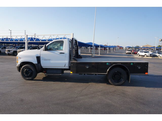 2020 Chevrolet Silverado 4500 Regular Cab DRW RWD, CM Truck Beds SK Model Platform Body #102251 - photo 26