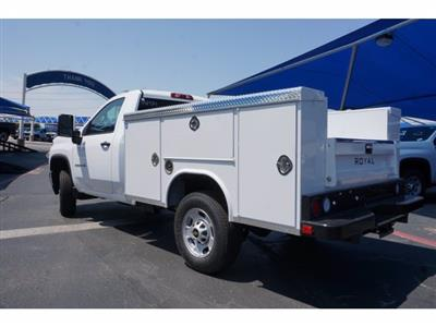 2020 Chevrolet Silverado 2500 Regular Cab RWD, Royal Service Body #102434 - photo 2