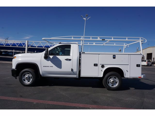 2020 Chevrolet Silverado 2500 Regular Cab 4x2, Knapheide Steel Service Body #102459 - photo 3