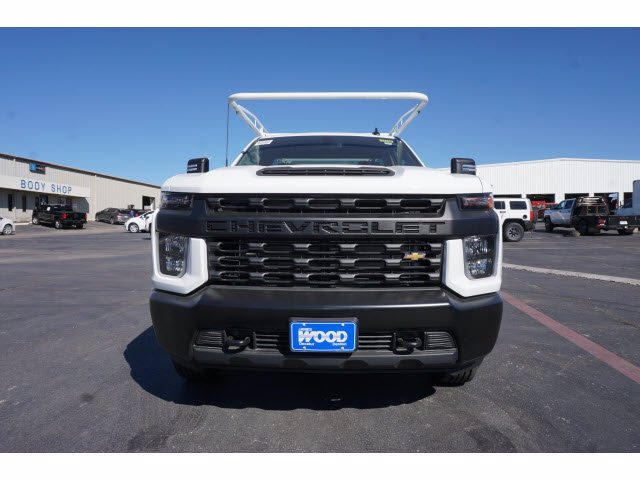 2020 Chevrolet Silverado 2500 Regular Cab 4x2, Knapheide Steel Service Body #102459 - photo 4