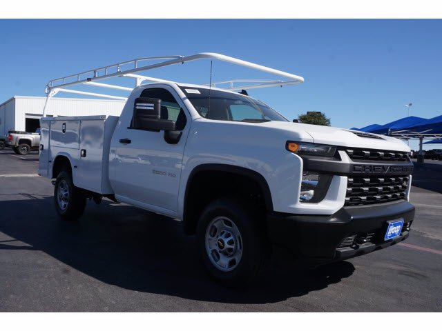 2020 Chevrolet Silverado 2500 Regular Cab 4x2, Knapheide Steel Service Body #102459 - photo 5