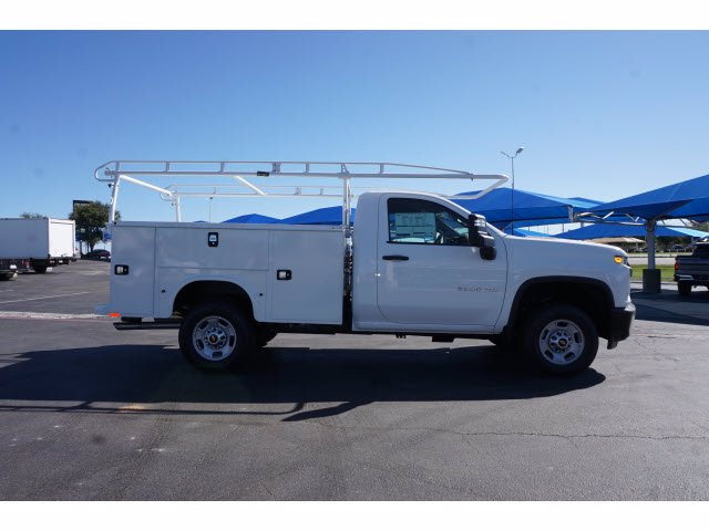 2020 Chevrolet Silverado 2500 Regular Cab 4x2, Knapheide Steel Service Body #102459 - photo 6