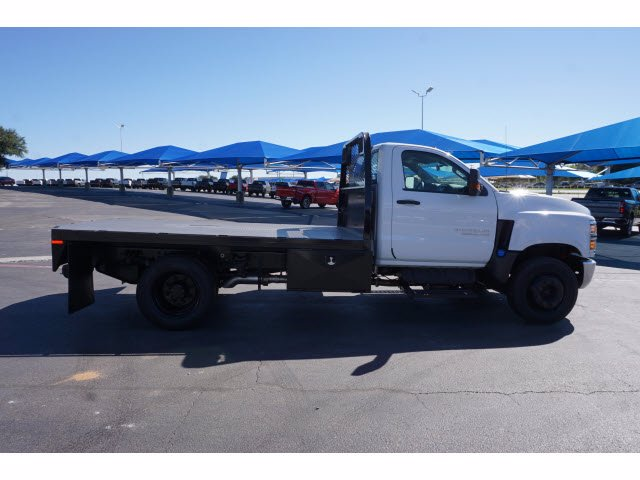 2020 Chevrolet Silverado 5500 Regular Cab DRW RWD, Knapheide PGNB Gooseneck Platform Body #102464 - photo 8