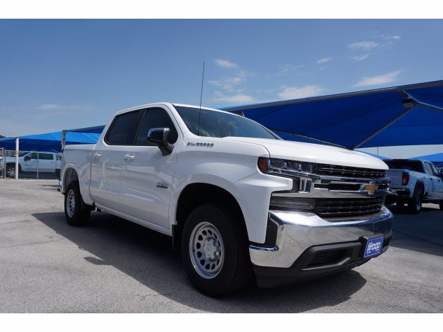 2020 Chevrolet Silverado 1500 Crew Cab 4x2, Pickup #102506 - photo 3