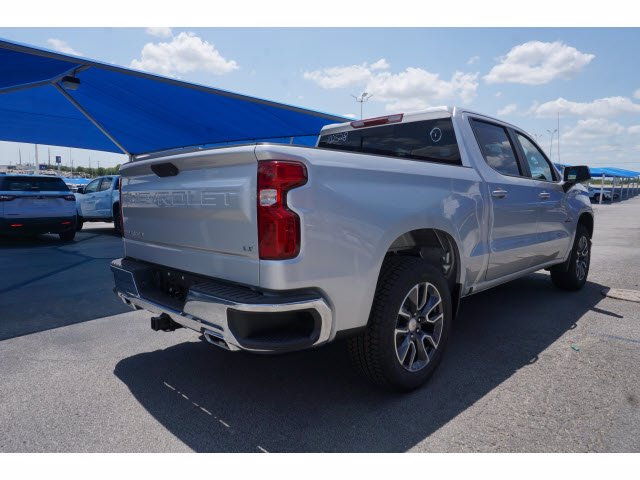 2020 Chevrolet Silverado 1500 Crew Cab 4x4, Pickup #102528 - photo 4