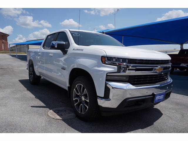 2020 Chevrolet Silverado 1500 Crew Cab RWD, Pickup #102529 - photo 3