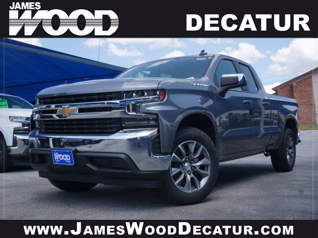 2020 Chevrolet Silverado 1500 Double Cab RWD, Pickup #102535 - photo 1