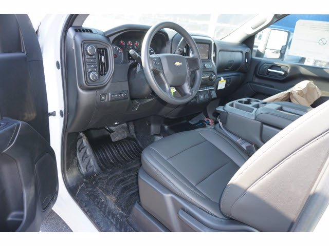 2020 Chevrolet Silverado 3500 Regular Cab DRW 4x4, Knapheide PGNB Gooseneck Platform Body #102671 - photo 11