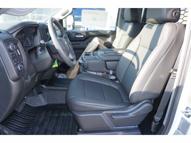 2020 Chevrolet Silverado 3500 Regular Cab DRW 4x4, Knapheide PGNB Gooseneck Platform Body #102671 - photo 12