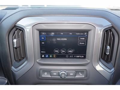 2020 Chevrolet Silverado 3500 Regular Cab DRW 4x4, Knapheide PGNB Gooseneck Platform Body #102671 - photo 16