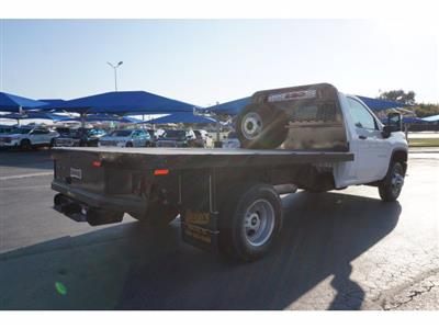 2020 Chevrolet Silverado 3500 Regular Cab DRW 4x4, Knapheide PGNB Gooseneck Platform Body #102671 - photo 6