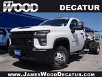 2020 Chevrolet Silverado 3500 Regular Cab DRW RWD, Cab Chassis #102714 - photo 1