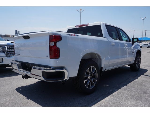 2020 Chevrolet Silverado 1500 Crew Cab 4x4, Pickup #102721 - photo 4