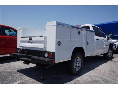 2020 Chevrolet Silverado 2500 Double Cab RWD, Royal Service Body #102729 - photo 3