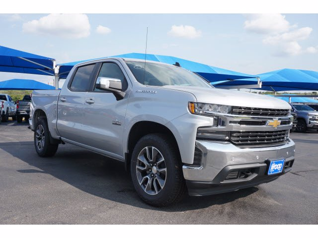 2020 Chevrolet Silverado 1500 Crew Cab RWD, Pickup #102739 - photo 3