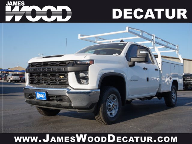 2020 Chevrolet Silverado 2500 Double Cab RWD, Royal Service Body #102823 - photo 1