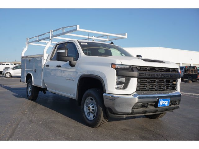 2020 Chevrolet Silverado 2500 Double Cab RWD, Royal Service Body #102823 - photo 4